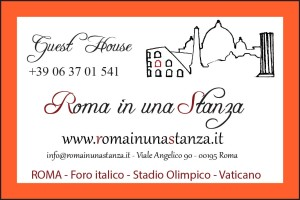 Roma in una Stanza nuovo banner